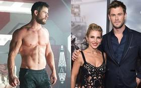 """Có body tuyệt tác khiến hàng triệu người mê, """"Thor"""" Chris Hemsworth lại bị người quan trọng nhất chê là """"phát ớn"""""""