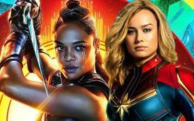 Nghi vấn Captain Marvel và Valkyrie là cặp đôi đồng tính nữ đầu tiên của MARVEL?