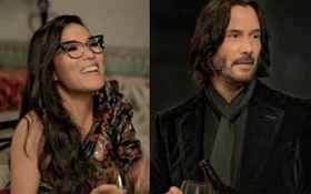 """""""Always Be My Maybe"""": Cô nàng gốc Việt khiến cả thế giới GATO vì cặp kè tài tử Keanu Reeves!"""