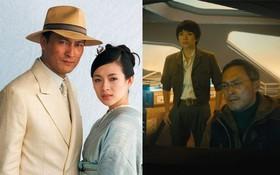 """Chương Tử Di tái ngộ """"tình cũ"""" trong bom tấn Godzilla, netizen Trung: """"Chị ăn thịt Đường Tăng hay sao mà trẻ hoài vậy?"""""""