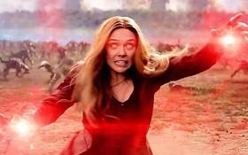 Sau ENDGAME, Scarlet Witch xé tan thực tại, Vision trở lại trong series riêng WANDA VISION