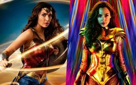 """DC tung tạo hình mới của Wonder Woman: Kẻ khen chị đại thần thái, người chê """"chị mượn đồ của anh Thuỷ Điện?"""""""