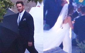 """Đám cưới siêu hot kiểu gia tộc quyền lực nhất nước Mỹ: Ái nữ """"Kẻ huỷ diệt"""" chính thức thành vợ tài tử """"Avengers"""""""
