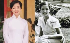 NSƯT Chiều Xuân chia sẻ loạt ảnh hiếm thời còn là nữ sinh trung học, nhan sắc thanh tú đúng chuẩn con gái Hà thành