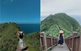 """Phát hiện """"Vạn Lý Trường Thành"""" phiên bản thu nhỏ ngay tại Đài Loan, được giới travel blogger thuộc nằm lòng"""