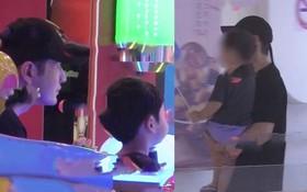 """Lộ ảnh hiếm dấy lên nghi ngờ rạn nứt: Huỳnh Hiểu Minh đưa con trai đi chơi, Angela Baby """"mất hút"""""""