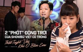 """""""Thâm"""" như Thật Tuyệt Vời Khi Ở Bên Em: Bê nguyên xi 2 """"phốt"""" động trời của showbiz Việt lên phim?"""