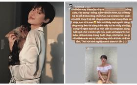 Chụp con ảnh sống ảo đăng Instagram khi đi cafe, Khánh Linh bất ngờ bị đổ oan thay 8 bộ đồ như chụp lookbook, chủ quán đi phàn nàn sau lưng