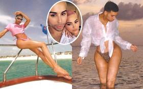 """Chục ngàn người """"đổ rạp"""" trước body bốc lửa của nam chuyên gia make up cho Kylie: Chị em Kardashian chắc sẽ phải kiêng dè"""
