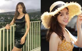 Cả 4 mỹ nhân BLACKPINK khoe ảnh Hawaii: Jennie hở bạo, Lisa bánh bèo, kéo đến Jisoo đúng là lặng cả người