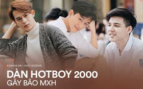 Dàn nam sinh 2000 chuẩn hotboy vừa đẹp trai lại đa tài gây bão MXH thời gian gần đây: Bảo sao 8X 9X không cảm thấy nhanh già