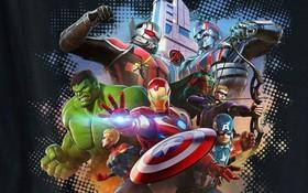 """Có tới 40 nhân vật trong """"Marvel Ultimate Alliance 3: The Black Order"""" vừa phát hành, từ Loki đến Thanos đều đủ cả!"""