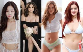 Béo như 4 mỹ nhân showbiz này thì ai cũng muốn: Jennie tăng hạng nhan sắc nhưng sexy nhất là Selena Gomez