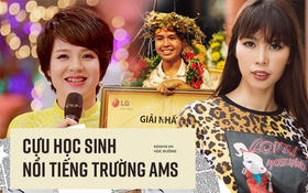 Không hổ danh là trường giỏi nhất nhì Việt Nam, Hà Nội - Amsterdam có dàn cựu học sinh vừa đẹp vừa tài hiếm nơi nào đọ nổi
