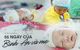 Nhật ký 55 ngày chiến đấu đầy cảm xúc của người mẹ ung thư và con trai: Mong Bình An rồi sẽ bình an!