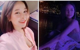 """Trâm Anh đăng tấm ảnh đầu tiên lên Instagram sau 3 tháng """"mất tích"""", viết caption ẩn ý: Điều gì xảy ra cũng có lý do của nó!"""