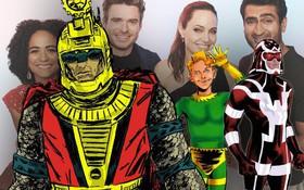 """MARVEL đưa 3 siêu anh hùng """"chuyển giới"""" chào sân trong bom tấn The Eternals"""