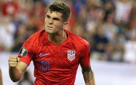 """""""Captain America"""" ghi 2 bàn đưa Mỹ vào gặp đối thủ truyền kiếp ở chung kết Cúp Bắc Mỹ"""