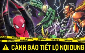 """""""Hack não"""" với thuyết âm mưu: Marvel ngầm tiết lộ về Spider-Man 3 trong Far From Home?"""
