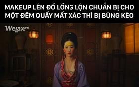 """Đơ y chang biểu cảm """"cô Tấm ngã cây"""" của Hạ Vi đã đành, Lưu Diệc Phi trong """"Mulan"""" còn tặng khán giả nhiều meme hơn thế"""