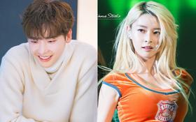 """HOT: Tài tử """"Pinocchio"""" Lee Jong Suk hóa tổng tài theo đuổi chân dài Kpop kém 2 tuổi, gây sốt khi mới hẹn hò gần đây"""