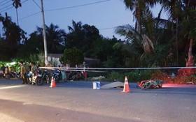 Bình Dương: Người đàn ông bị nam thanh niên cầm mũ bảo hiểm đánh chết tại chỗ sau va chạm giao thông
