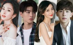 Forbes công bố 100 nghệ sĩ Cbiz nổi tiếng nhất: Dương Mịch - Angela Baby chịu thua Ảnh hậu 9X, sao nam áp đảo loạt nữ thần