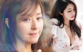 Màn đổi đời của diễn viên Hàn bị chồng lạm dụng, tra tấn 32 năm: Hack tuổi, vi vu đất Mỹ, con gái bốc lửa thành luật sư