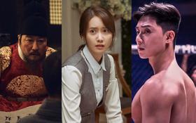 """Vì đâu quái vật phòng vé Song Kang Ho bất ngờ """"thua đau"""" trước Park Seo Joon và Yoona?"""