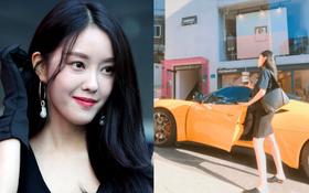 Mỹ nhân T-ara lên tiếng về tin đồn hẹn hò thiếu gia giàu nhất xứ Trung, nhận siêu xe và câu trả lời khiến MC ngã ngửa