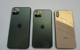 Apple iPhone 11 chính thức: 2 camera sau, chụp đêm nightmode, chip A13, giá từ 699 USD