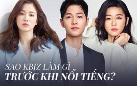 Bất ngờ với nghề nghiệp dàn minh tinh hot nhất xứ Hàn nếu không đi diễn: Mợ chảnh làm tiếp viên, cặp Song Song cùng đam mê