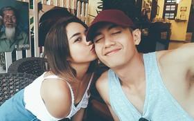 """Thái Trinh xác nhận chia tay, Quang Đăng nhắn nhủ: """"Sẽ có một người đàn ông khác tốt đẹp hơn anh yêu em hết mình"""""""