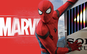 """SỐC: Dì ghẻ Sony bất ngờ động lòng trắc ẩn, """"bé nhện"""" Spider-Man chính thức trở về MARVEL!"""