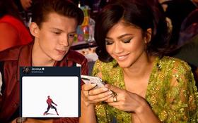 """""""Crush"""" Tom Holland lên MXH đăng clip Spider-Man ngúng nguẩy vòng 3 ăn mừng nhện nhọ hết """"đi bụi"""""""
