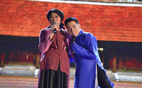 Nghệ sĩ Hoài Linh bất ngờ trước một Quang Hà giàu nghị lực sau sự cố cháy sân khấu