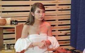 """Khổng Tú Quỳnh bật khóc nói chuyện gia đình và tình cảm, khẳng định: """"Tiếp theo là một người nào đi nữa tôi vẫn chọn yêu thật nhiều"""""""