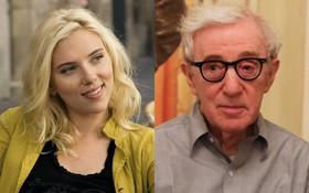 """Đang yên lành, """"Goá phụ đen"""" Scarlett Johansson lên tiếng bênh vực đạo diễn ấu dâm chi cho hốt gạch vậy?"""