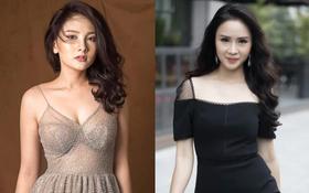 """Hai cô gái vàng """"chính chuyên"""" của màn ảnh Việt gọi tên Hồng Diễm và Bảo Thanh!"""