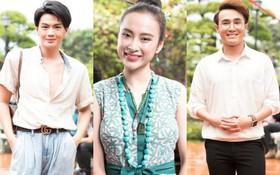 Đào Bá Lộc, Huỳnh Lập, Angela Phương Trinh cùng dàn nghệ sĩ tề tựu tại nhà thờ của Hoài Linh dự giỗ tổ sân khấu