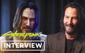 """Keanu Reeves: """"Những siêu phẩm game hoàn toàn không cần đến ngôi sao Hollywood để quảng bá"""""""