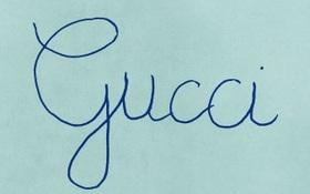 """Gucci chơi lầy treo avatar và cover """"viết ẩu"""", dân tình bình luận: Chắc designer nghỉ Tết rồi!"""