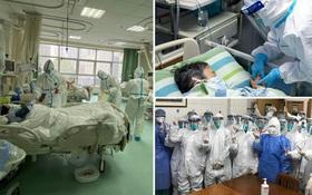 Tết Nguyên Đán trong bệnh viện Vũ Hán: Các y bác sĩ ngày đêm chiến đấu để ngăn sự bùng phát của virus corona, có người lên cơn đau tim vì quá kiệt sức