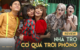 """Review """"Nhà Trọ Có Quá Trời Phòng"""": Web drama duyên dáng nhất của Nam Thư, dàn cast máu mặt vừa nhìn đã choáng"""