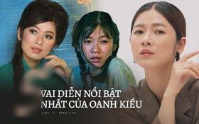 2 vai diễn khổ đủ đường của Oanh Kiều: Phượng Tiếng Sét lẫn Nương Bán Chồng đều bạc phận cả hai!