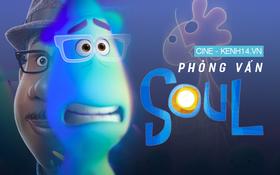 """5 lý do đặt gạch hóng SOUL của Pixar: Ekip mất cả buổi họp chỉ để lựa râu mèo, Việt Nam chiếu rạp hẳn hoi thay vì """"lên mạng"""""""