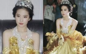 Hậu trường Lưu Diệc Phi hoá Nữ thần Kim Ưng 14 năm trước gây bão: Đẹp đến mức ảnh mờ vẫn đỉnh, Victoria khó có thể sánh bằng
