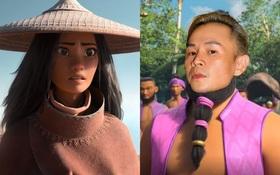 Hú hồn tưởng Binz cùng anh em Rap Việt tụ tập ở teaser phim thần rồng Đông Nam Á của Disney?