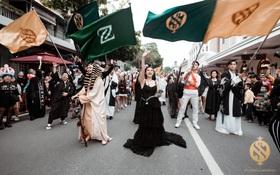 Halloween Festival siêu hoành tráng tại phố đi bộ hồ Hoàn Kiếm
