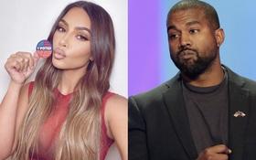 """Kanye West còn gì đau hơn: Kim Kardashian bị nghi """"bỏ rơi"""" ông xã, có động thái ủng hộ Donald Trump khi bầu cử Tổng thống Mỹ"""
